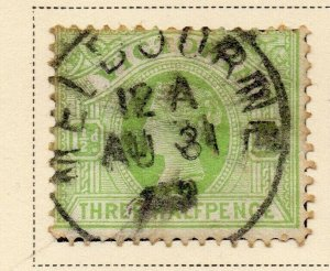 Victoria 1899 Early Issue Fine Used 1.5d. 326789