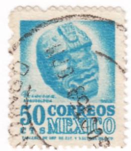 Mexico, Scott # 863(2), Used