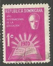 Dominican Republic RA48 VFU Z667-7