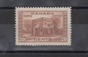 Canada KGVI 1938 20c SG365 MNH J8561
