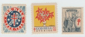 Sweden Charity revenue stamp 7-30-21 -- as seen- MNH Gum- Extra Nice