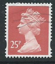 Great Britain - QE II Machin SG Y1689