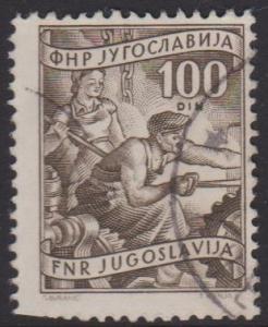 Yugoslavia Sc#354 Used