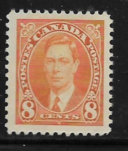 CANADA, 236, MINT HINGED, GEORGE VI
