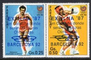 Paraguay 2230 Olympics MNH VF