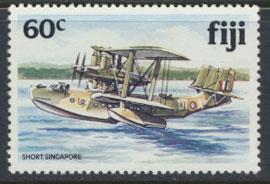 Fiji SG 627 SC# 457 MNH WWII Aircraft  see scan