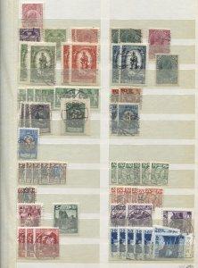 Liechtenstein #1//703 Accumulation Used CV$2500.00 1912-1980 on Stock Pages [...
