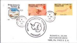 British Antarctic Territory, Polar, Marine Life