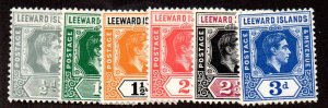 LEEWARD ISLANDS 120-5 MH SCV $7.70 BIN $3.85 ROYALTY