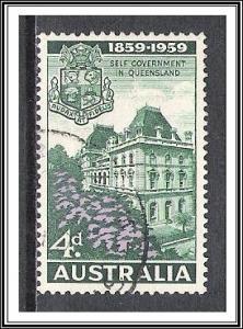 Australia #333 Parliament House Used