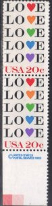 USA  SC# 2072  **MNH**  LOVE STAMP  SEE SCAN