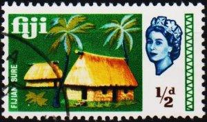 Fiji. 1968 1/2d S.G.371 Fine Used