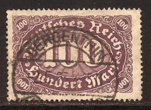 Germany  #  199  used