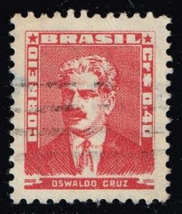 Brazil #789 Oswaldo Cruz; Used (0.25)