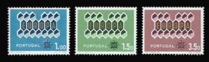 PORTUGAL 895-897 MLH