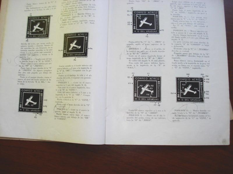 Uruguay Filatelico 7 stamp magazines 1931 to 1959 classic stamps study types
