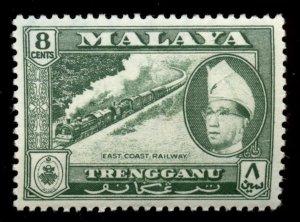 Malaya - Trengganu - Sc# 79, MNH.  2017 SCV $9.00