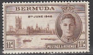Bermuda #131 MNH (S2559)