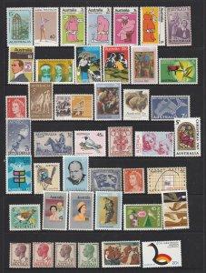 Australia a mint mainly MNH collection