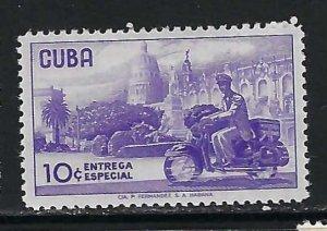 CUBA E28 MOG MOTORCYCLE J594