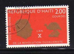 Haiti C284 U Duvalier (A)