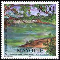 MAYOTTE 1999 - Scott# 120 Combani Dam Set of 1 NH