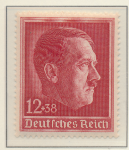 Germany Stamp Scott #B118, Mint Never Hinged - Free U.S. Shipping, Free World...