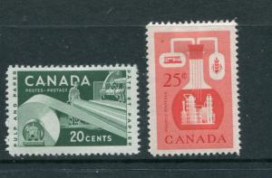 Canada #362-3 Mint - Make Me A Reasonable Offer!