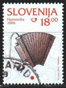 Slovenia. 1999. 280. Harmony, music. USED.