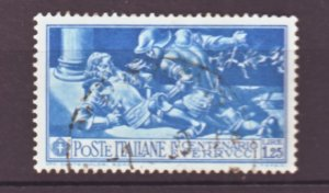 J22564 Jlstamps 1930 italy part of set used #245 ferrucci