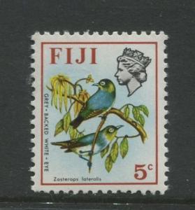 Fiji - Scott 309 - QEII Difinitive Issue -1971- MNH - Single 5c Stamp