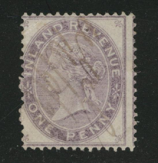 Great Britain Victoria Insland Revenue Used Anchor Watermark