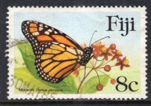 Fiji 523 Butterfly Used VF