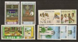 Nauru MNH Selection
