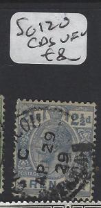 GRENADA  (PP0405B)  KGV 2 1/2D  SG 120  VFU