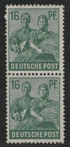 Germany AM Post Scott # 563, mint nh, pair