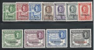Somaliland Prot. 116-26 LH