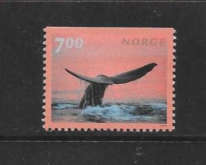 WHALE - NORWAY #1255  MNH