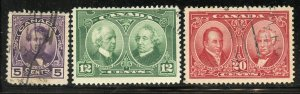 Canada # 146-8, Used. CV $ 15.00