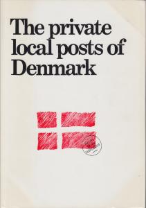 The Private Local Posts of Denmark, by Christensen, Ringström. deLuxe Edition