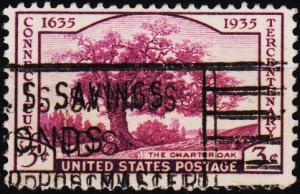 U.S.A. 1935 3c S.G.771 Fine Used