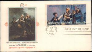 United States, California, First Day Cover
