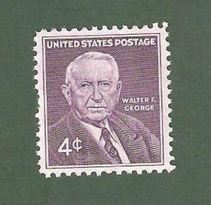 1170 Walter F. George US Single Mint/nh (Free Shipping)