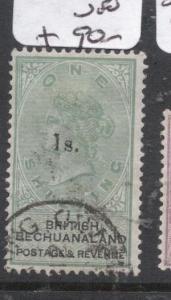 Bechuanaland SG 28 VFU (3dlc)