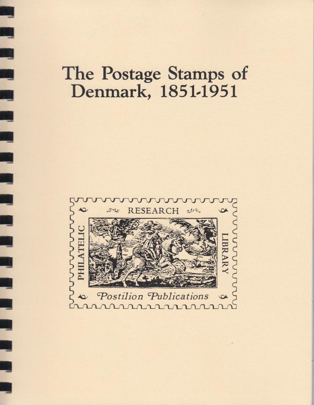 The Postage Stamps of Denmark, 1851-1951, by J. Schmidt-Andersen, New