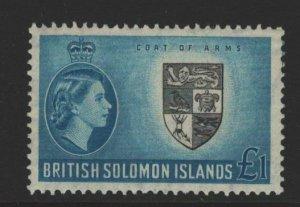 Solomon Islands Sc#105 MNH