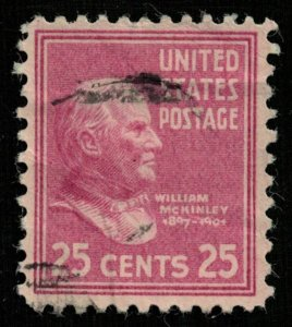 USA, William McKinley, 25 cents (2930-Т)