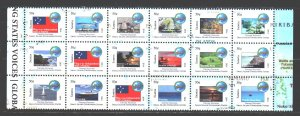 Samoa. 2014. 1163-78. The Union of Peoples of the Small Islands. MNH.