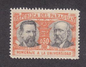 Paraguay Scott #351 MH