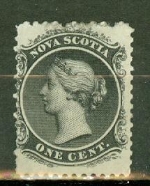 Canada Nova Scotia 8 unused no gum CV $12